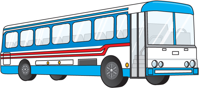 public-transportation-is-a-great-way-to-get-around-the-city-lkAKOT-clipart